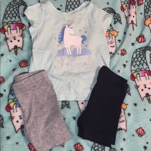 Girls 3pc bundle 12-18m